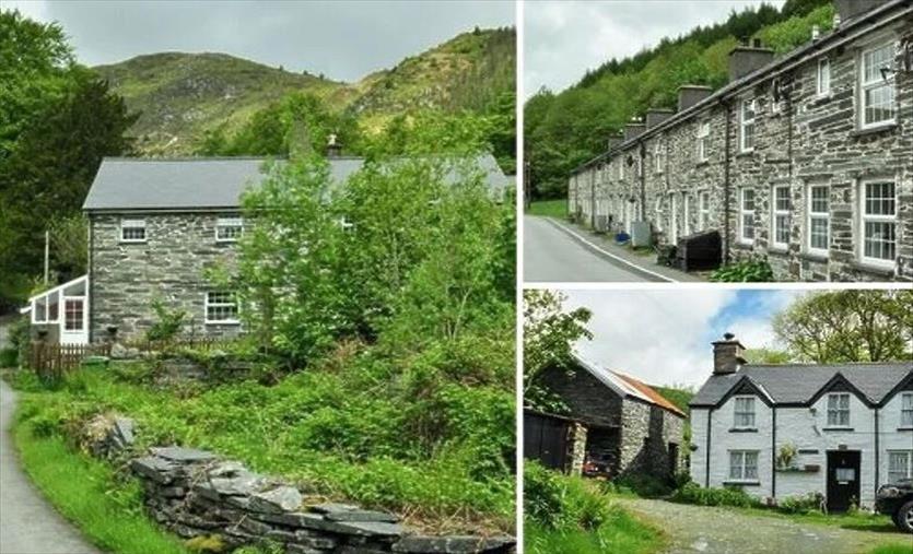 Село во Велс се продава за милион фунти