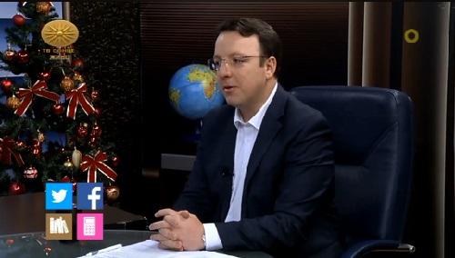 Aлександар Николоски упати честитки до Армин Лашет за изборот на претседател на ЦДУ