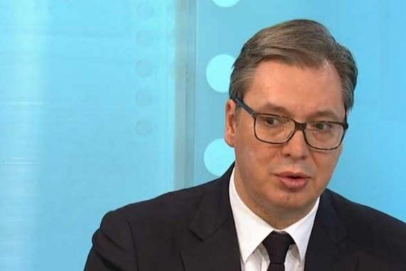 Вучиќ: Никој нема да ја толкува нашата историја, учебниците по историја и географија ќе ги пишува само државата