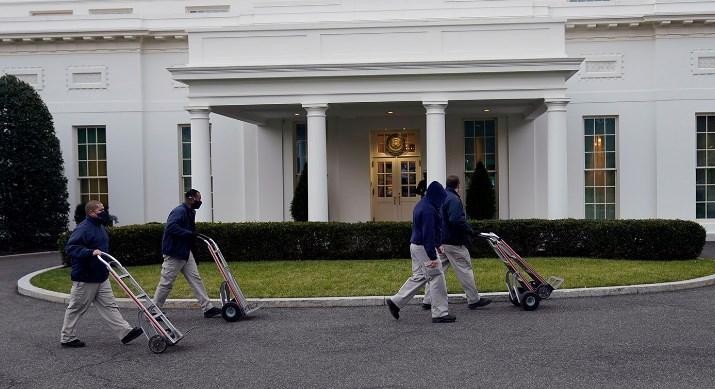 """Белата куќа се """"гланца"""" за новиот станар"""