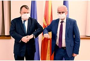 Холандскиот амбасадор вели дека не е прашањето дали Македонија ќе стане членка на ЕУ туку кога