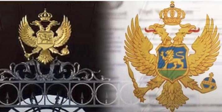 """Руското МНР: Зошто на влезот на наводната """"вила на Путин"""" го има грбот на Црна Гора?"""