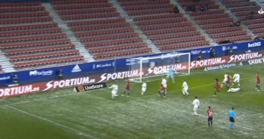 """Реал в снег: """"Кралевите"""" не можат да се вратат во Мадрид"""