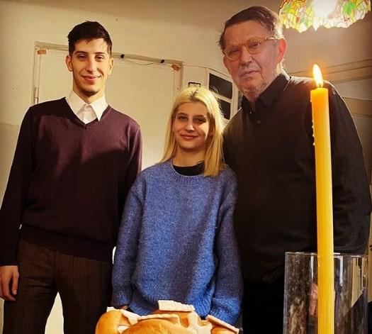 Семејството ја прослави првата слава без Исидора Блелица
