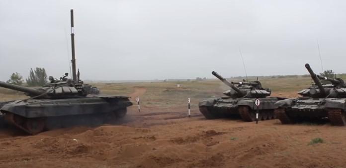 """Дали е тенк или подморница: Вака изгледа новиот """"Т-72"""""""