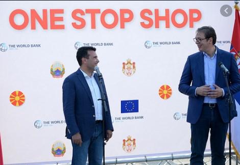 Заев се чуствувал непријатно што Србија иако не е членка на НАТО набавила вакцини