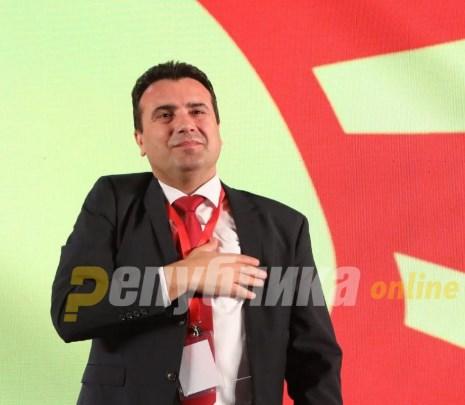 Мицкоски: Нема да правам компромиси со криминалот, а Заев сега владее со уцени, закани и поткуп