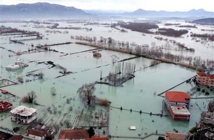 """Рама: Успешно го поминавме тестот за справување со поплавите, со изградба на ХЕ """"Скавица"""" ќе се надминат проблемите"""
