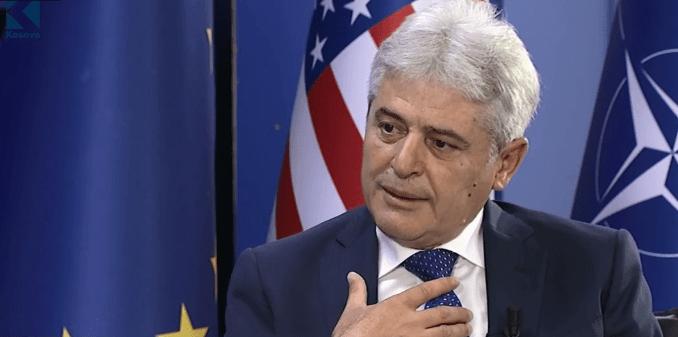 Ахмети: Уште не сме размислувале за кандидатите за локалните избори, ќе го поддржиме најдоброто решение за личните карти