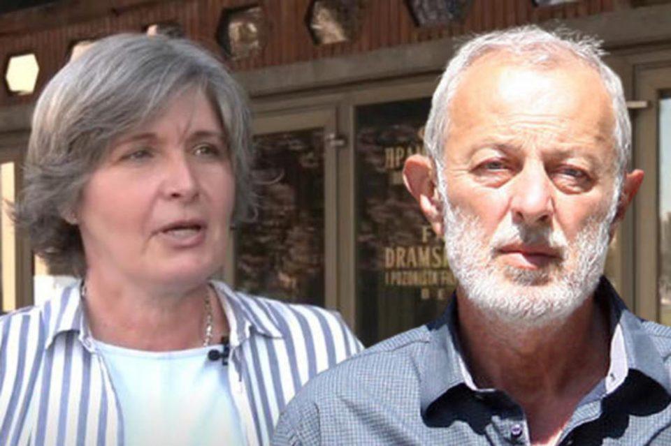 Кратко и јасно: Првпат во јавност се огласи сопругата на Алексиќ