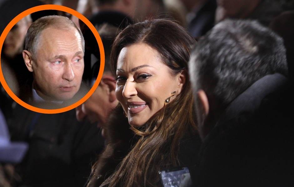 Цеца: Би се омажила само со Путин, не се согласувам на ништо помалку