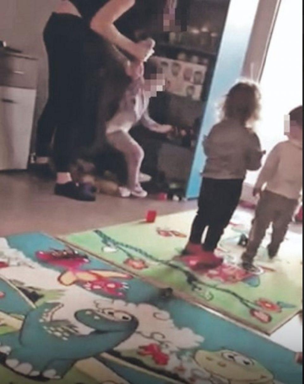 Децата во приватна градинка ги тепаат, ги заклучуваат во шпајз, ги малтретираат: Хорор снимки од изживување