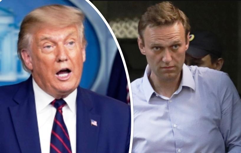 Навални: Блокирањето на Твитер профилот на Трамп е неприфатлива цензура