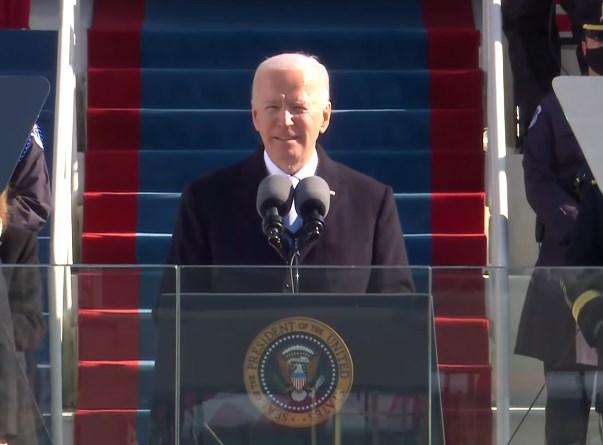 Бајден во својот прв претседателски говор: Денеска е ден на демократијата, на историјата, на надежта