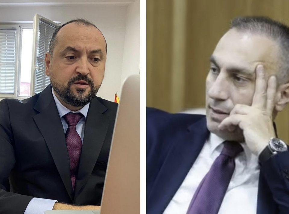 Битиќи се вселува во кабинетот на Груби во Влада?