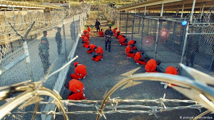 Засега нема вакцина за затворениците во Гвантанамо