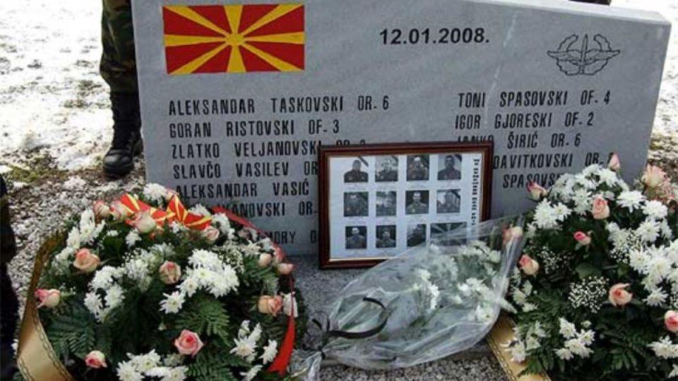 Тринаесет години од хелихоптерската несреќа во која загинаа 11 припадници на АРМ