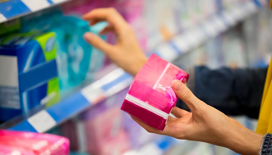 Секојдневна неопходност: Британија го укинаа данокот за женските хигиенски производи