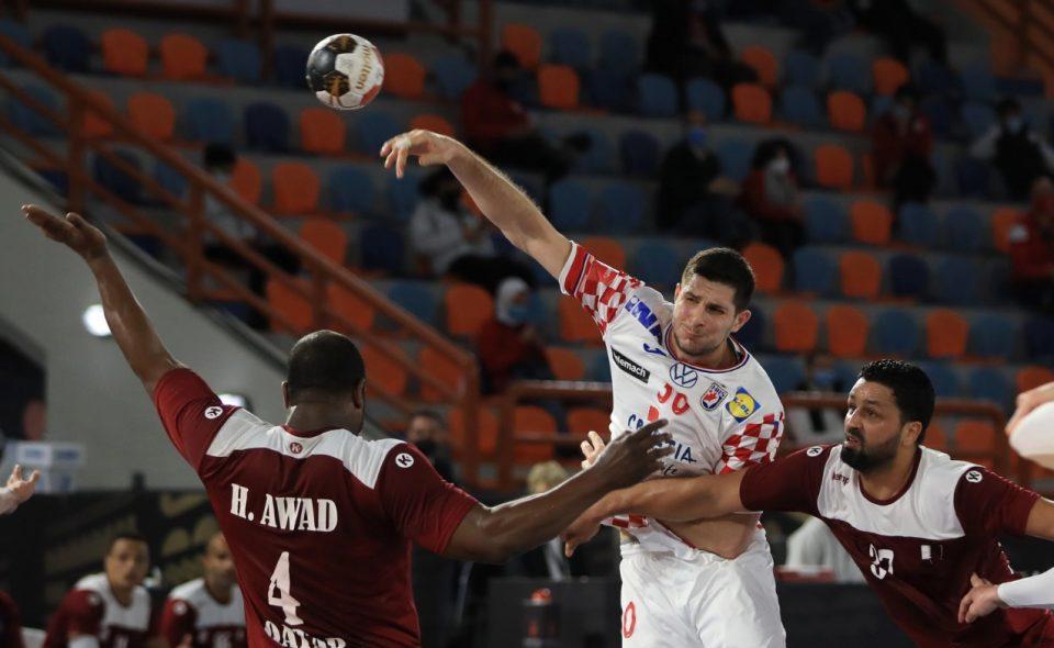 Хрватска го совлада Катар за прво место во групата и носи три бода во втората фаза