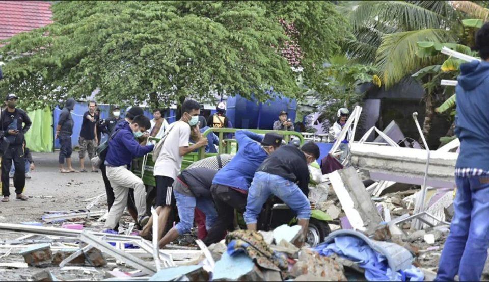 Силни земјотреси во Индонезија и Гватемала: Голема штета, се бројат жртви