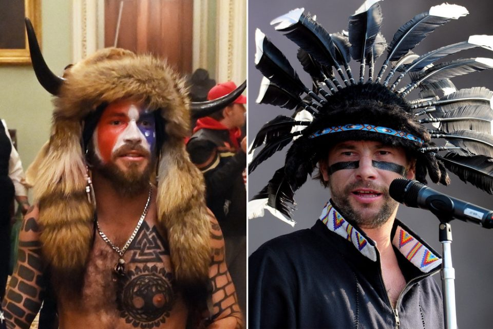 """Пејачот од """"Џамироквај"""": Не, не сум јас викингот од Конгресот"""