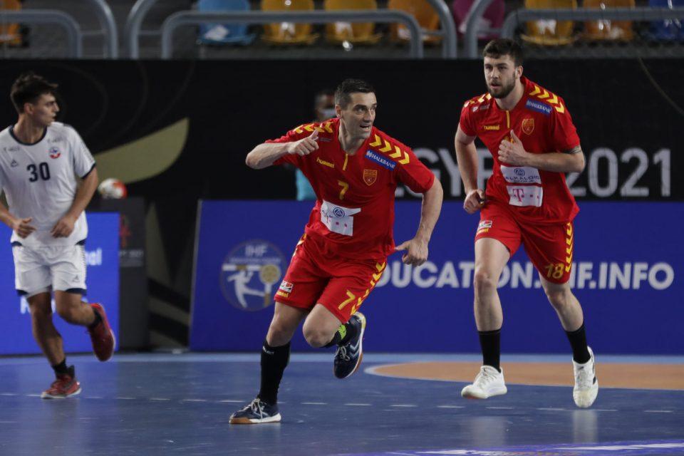 Македонската ракометна репрезентација со пораз од Белорусија го заврши настапот на СП