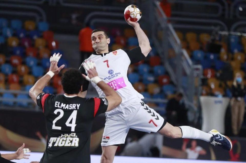 Ракометарите денеска против Словенија: Македонија ја почнува втората фаза на Светското првенство