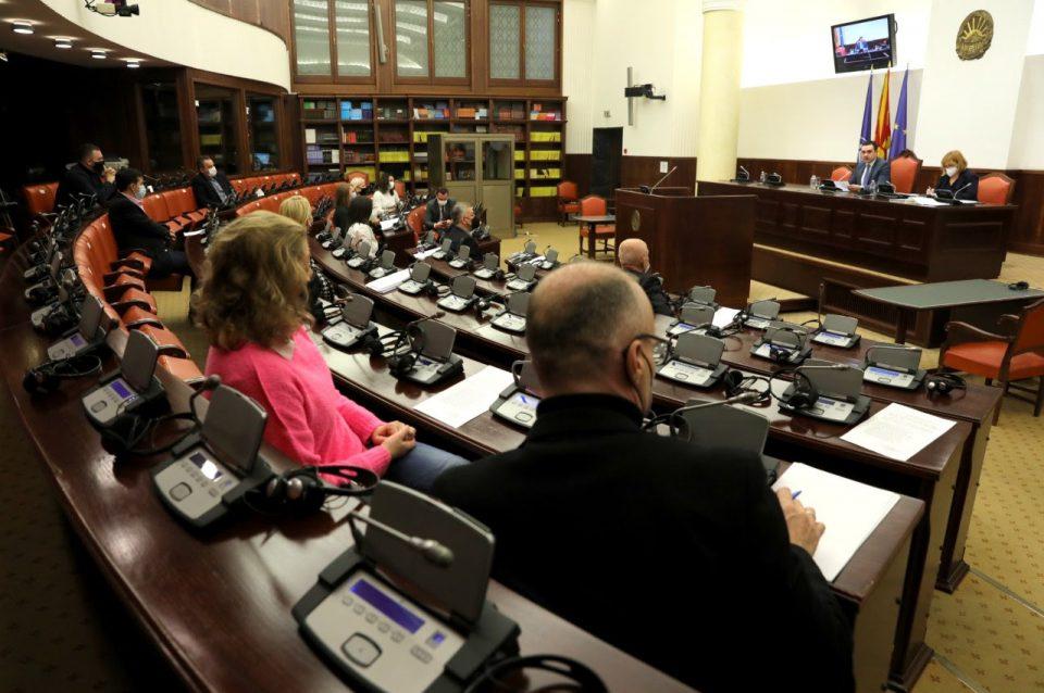 Политичко едноумие: на Комисија не е прифатен ниту еден амандман за Законот за државјанство