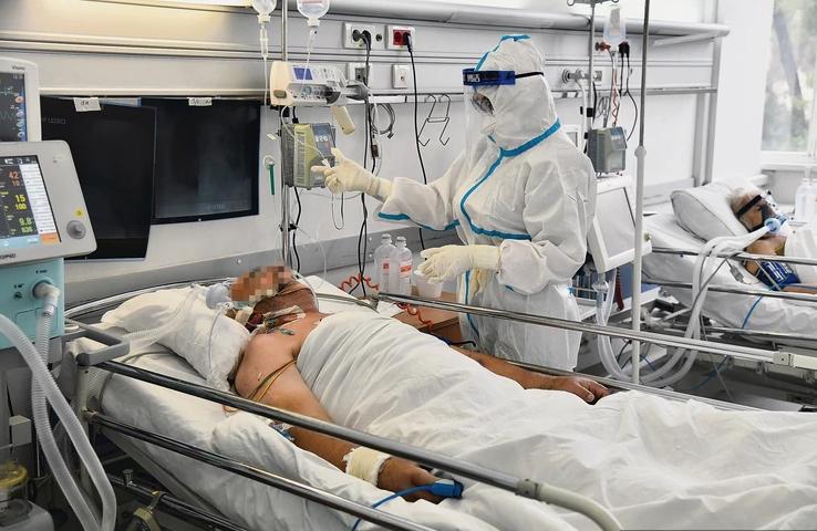Десет починати пациенти на возраст од 54 до 90 години, 403 нови случаи на Ковид-19