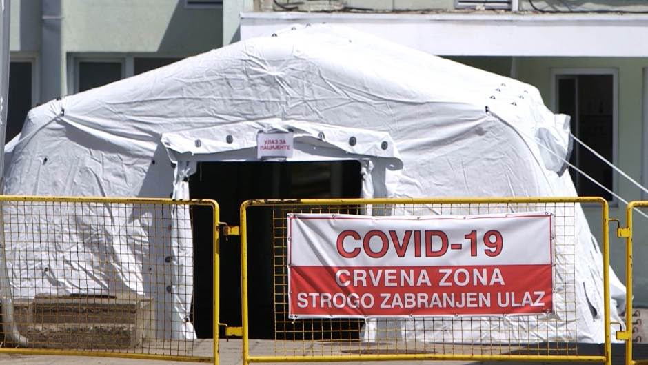 Во Србија 2.267 новозаразени со коронавирус, 25 починати