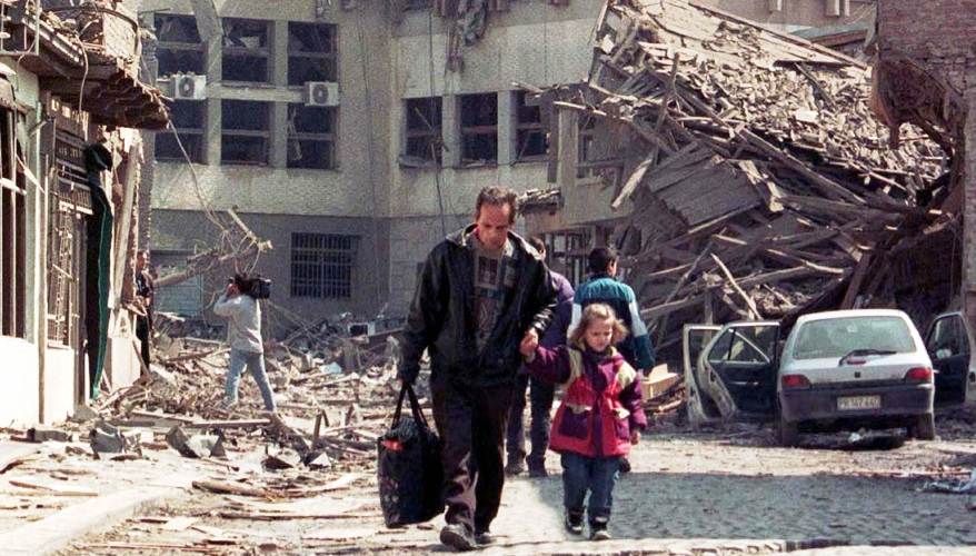 Српски адвокат ја поднесе првата приватна тужба против НАТО поради бомбардирањето на Косово
