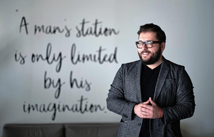 Директорот Коста Петров води ТВ шоу во Фондот за иновации