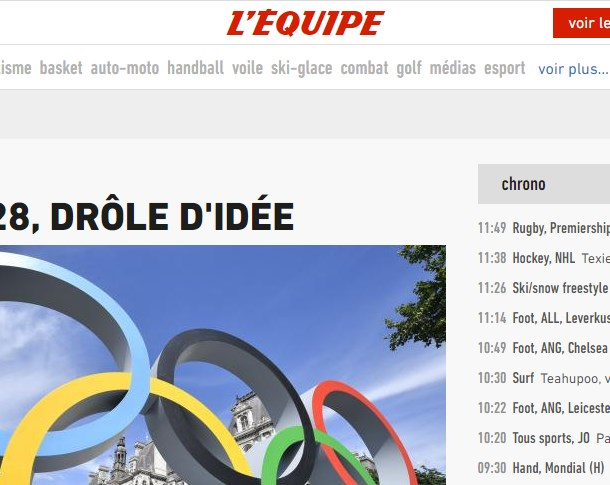 """Интернетот го изеде печатеното издание: Штрајк во најголемиот спортски весник """"Лекип"""""""
