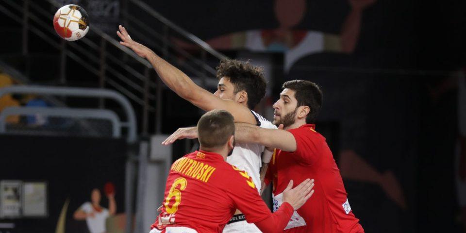 Познат распоредот на натпреварите на Македонија на СП во ракомет