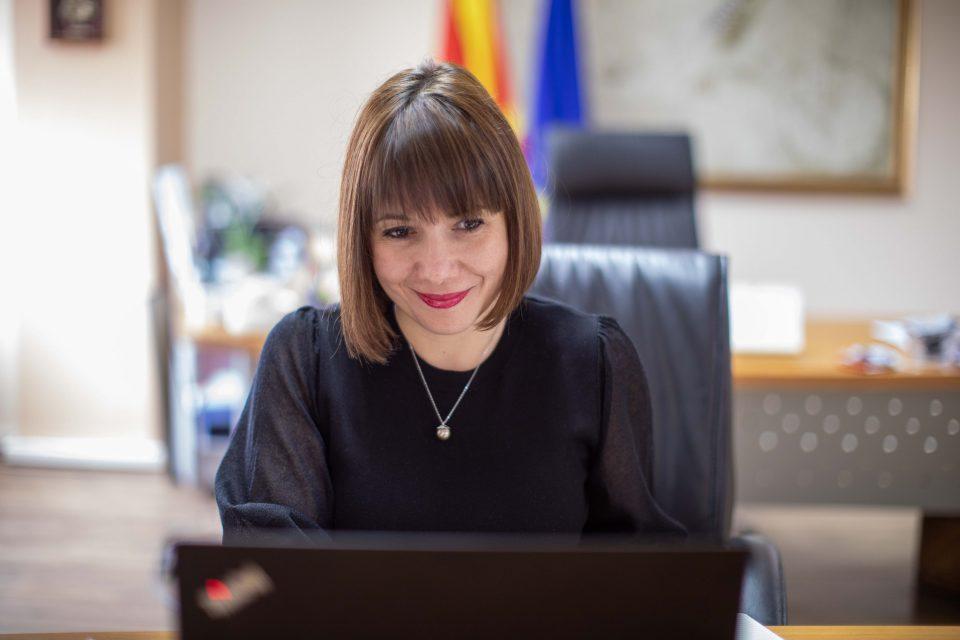 Царовска: Се наоѓаме вопроцес на транзиција и осовременување на образованието