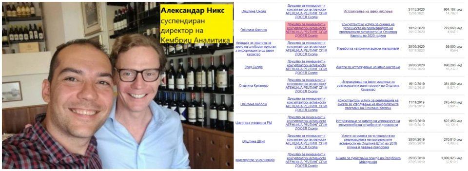 Ленка: Синот на Ѓорѓи Спасов во време на криза добил 93.000 евра за фамозни консултански услуги