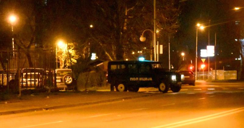 Голема акција вечерва во Визбегово: Се апсат дилери на кокаин