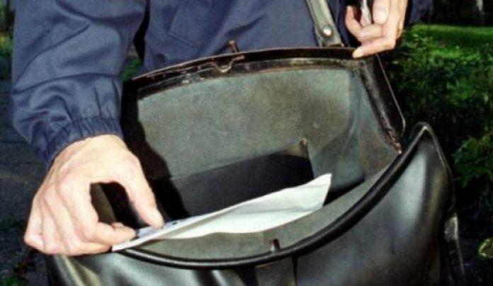 Починал курир, а во фиока му пронашле недоставени 1.500 платни налози и мандатни казни