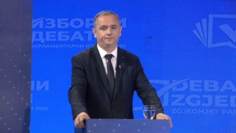 Реџепи: Џафери ја блокира работата на албанската опозиција во Парламентот