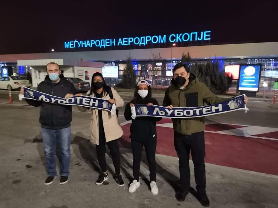 Роналдиња и Фараис пристигнаа во Тетово