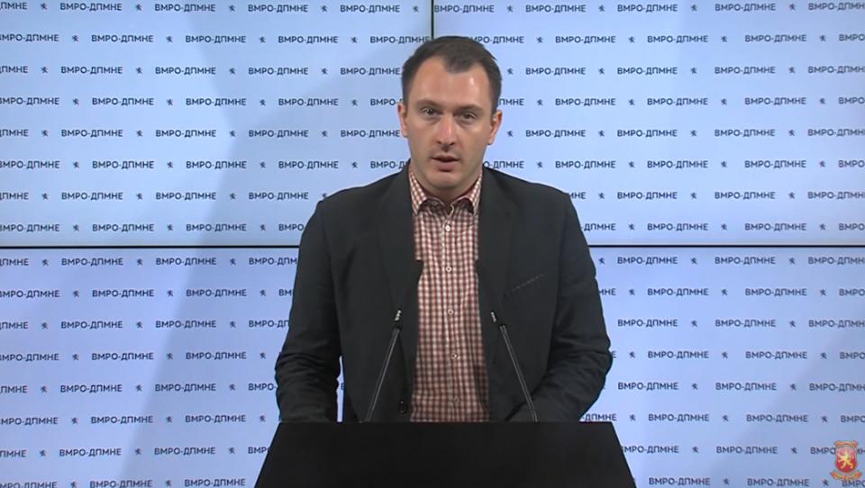 Андоновски: Нема правда во случајот Рекет, ниту поткуп за Ден Дончев, ниту пак за Дијамед, ете затоа сме најкорумпирани во Европа