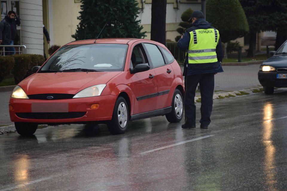 Само во Скопје вчера голем број на казни: Еве што полицијата нема да толерира доколку ве сопре со автомобил