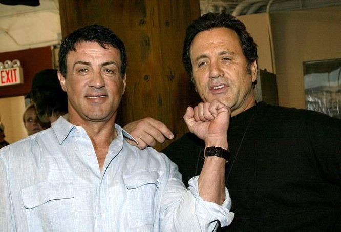 Френк Сталоне: Никогаш не сум му бил љубоморен на брат ми