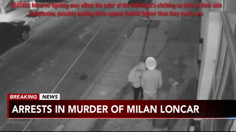 Во Филаделфија се уапсени осомничените за убиството на Милан Лончар