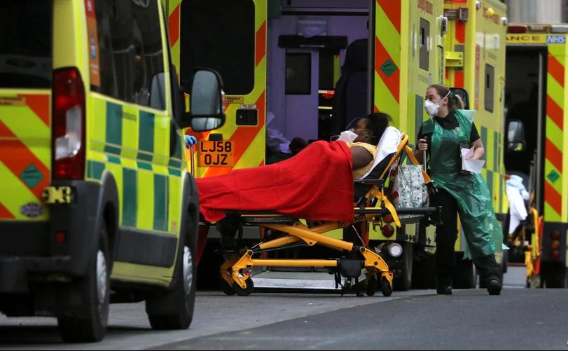Најголем пораст на смртноста во Велика Британија уште од Втората светска војна