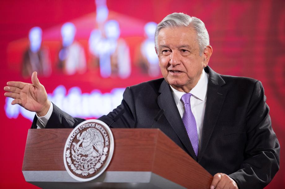 Мексиканскиот претседател Обрадор позитивен на коронавирусот