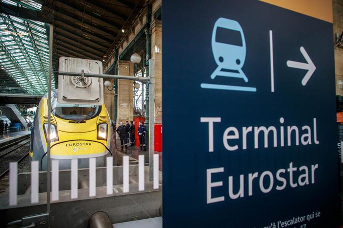 Британски компании побараа од Владата да му помогне на Евростар