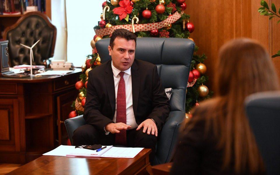 Заев: Бучковски, Османи и Захариева ќе продолжат со преговорите по празниците