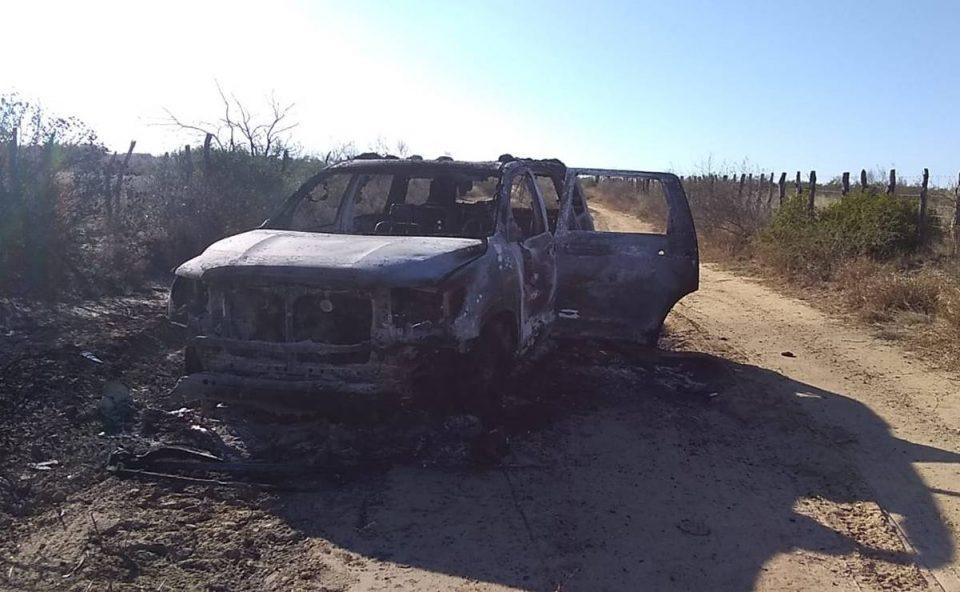 Убиени и запалени најмалку 19 луѓе во Мексико во близина на границата со САД