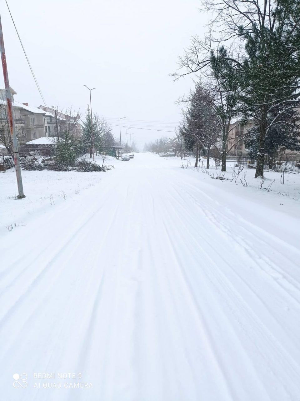 Битола под снег, машини за чистење ни за лек
